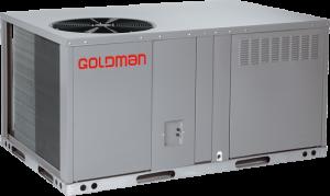 Packaged goldman 1 300x179 پکیج سرمایشی پشت بامی گلدمن